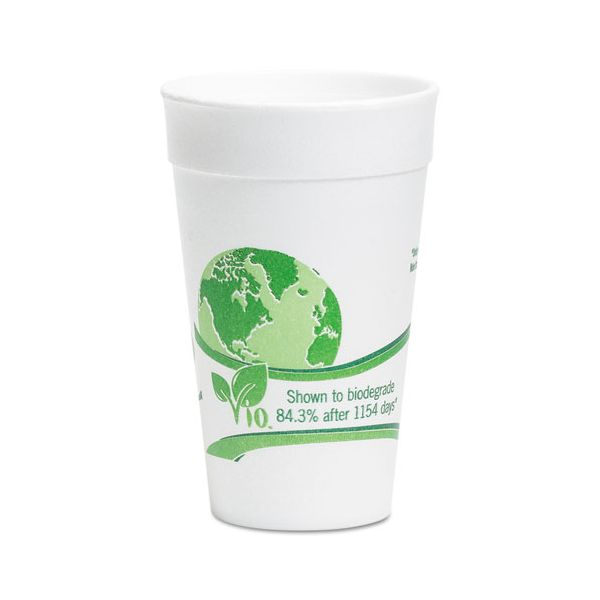 WinCup Vio Biodegradable 24 oz Foam Cups
