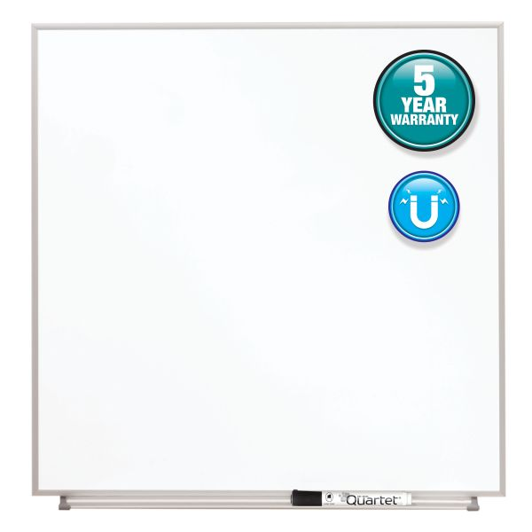 Quartet Matrix Magnetic Dry Erase Board