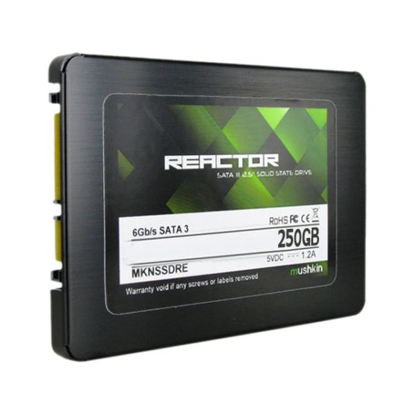 Mushkin Reactor 250 GB Internal Solid State Drive