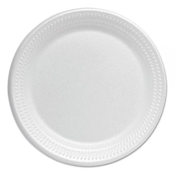 "SOLO Cup Company Basix 6"" Foam Plates"