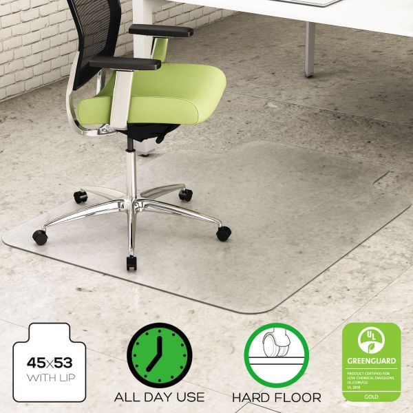 Deflect-o Environmat Hard Floor Chair Mat