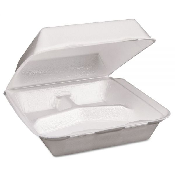 Pactiv Double Laminated Clamshell Takeout Containers
