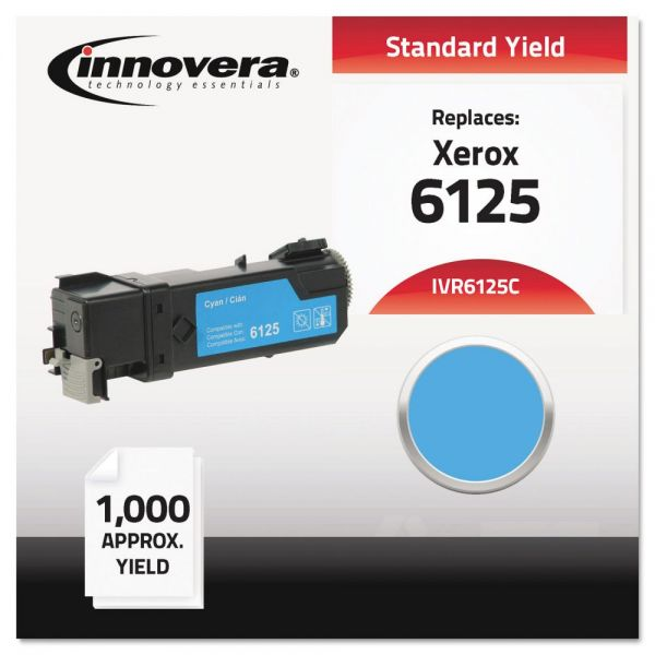 Innovera Remanufactured Xerox 6125 Toner Cartridge
