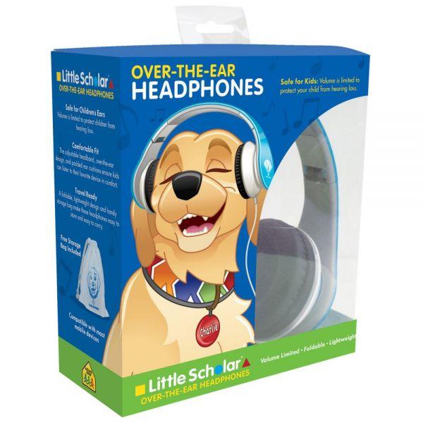 School Zone Little Scholar Over-The-Ear Headphones