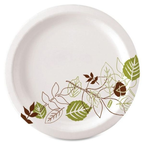 "Dixie Heavyweight 10"" Paper Plates"