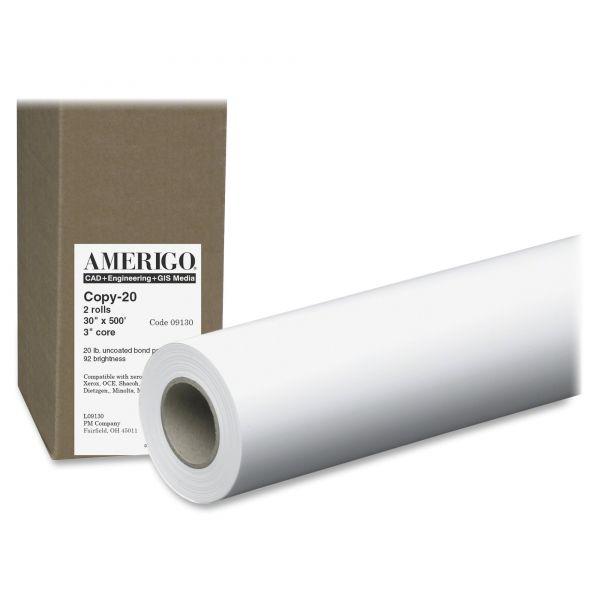 "PM Company Amerigo 30"" Wide Format Inkjet Paper"