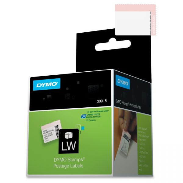 Dymo Printable Postage Stamp Labels