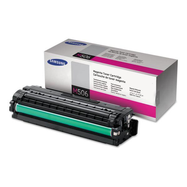 Samsung M506 Magenta Toner Cartridge (CLTM506S)
