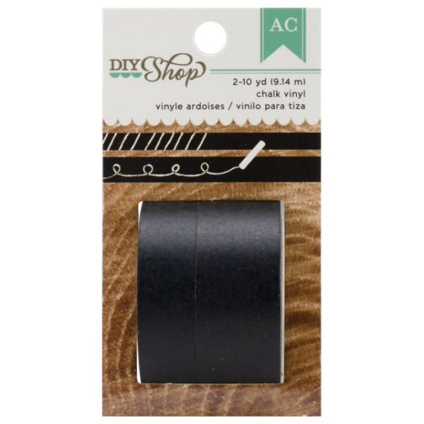 "American Crafts DIY Shop Washi Tape .625""X10yd Each 2/Pkg"