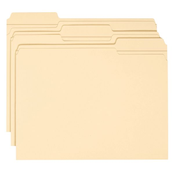 Smead 10405 Manila Expansion File Folders