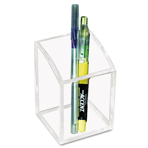 Kantek Acrylic Pen Cup