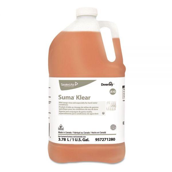 Diversey Suma Klear A10 Rinse Aid