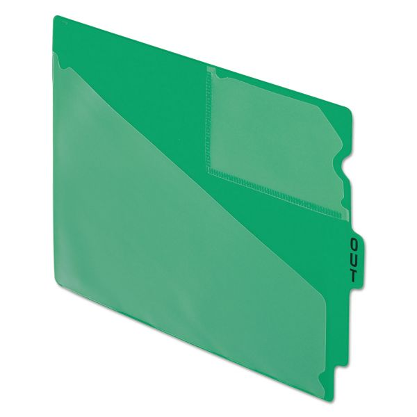 "Esselte Recycled End Tab ""Out"" File Guides"