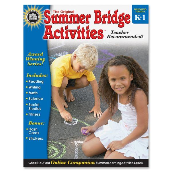 Summer Bridge Activities Workbook