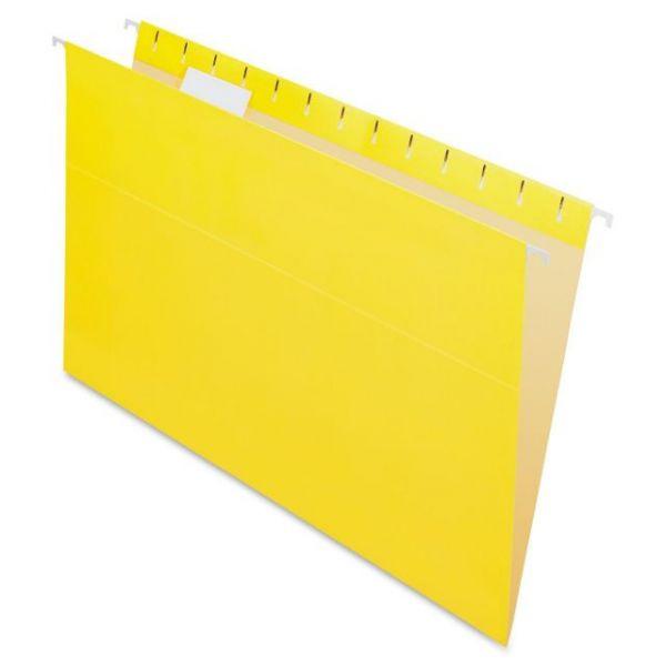 Pendaflex Essentials Color Hanging File Folders