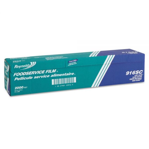Reynolds Wrap PVC Film Roll w/Cutter Box