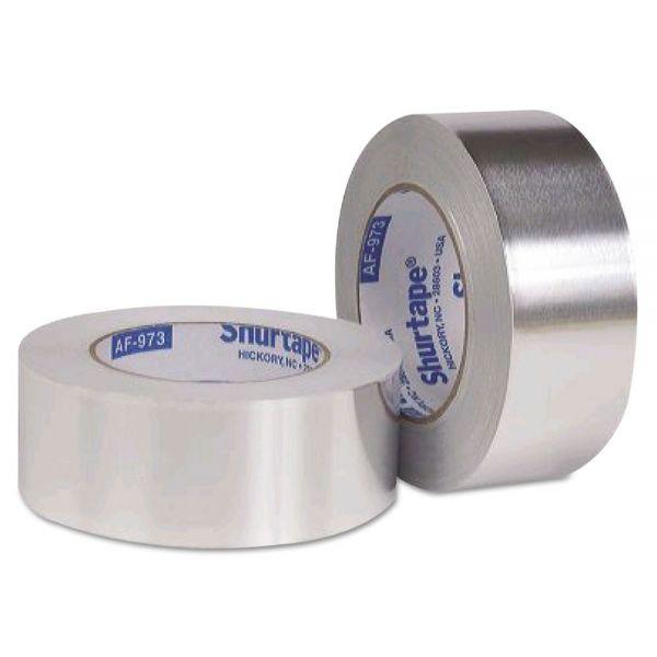 "Shurtape Aluminum Foil Tape, 3"" x 50yd"