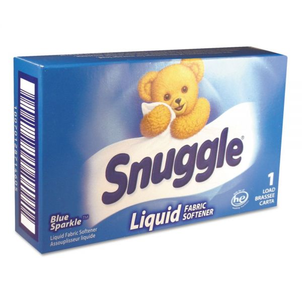 Snuggle Liquid Fabric Softener Portion Packs