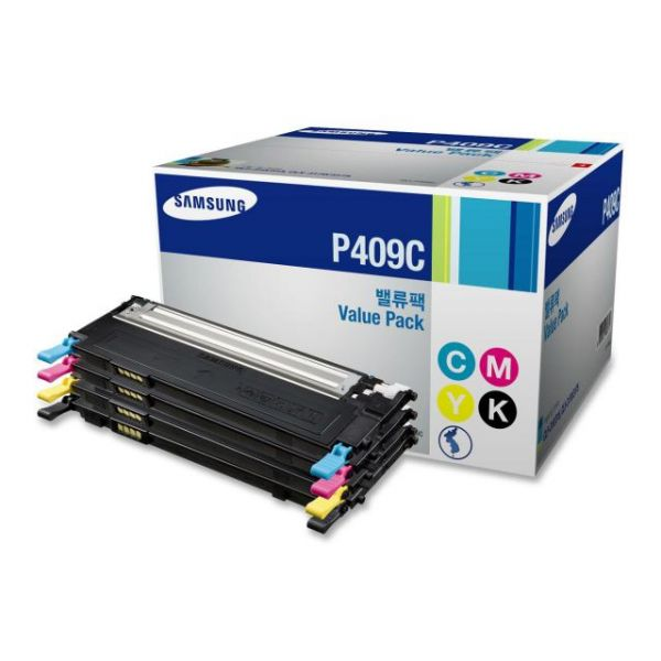 Samsung P409C Black & Color Toner Cartridge