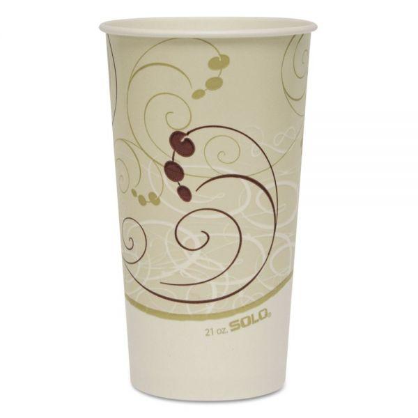 SOLO Cup Company 21 oz Paper Cold Cups