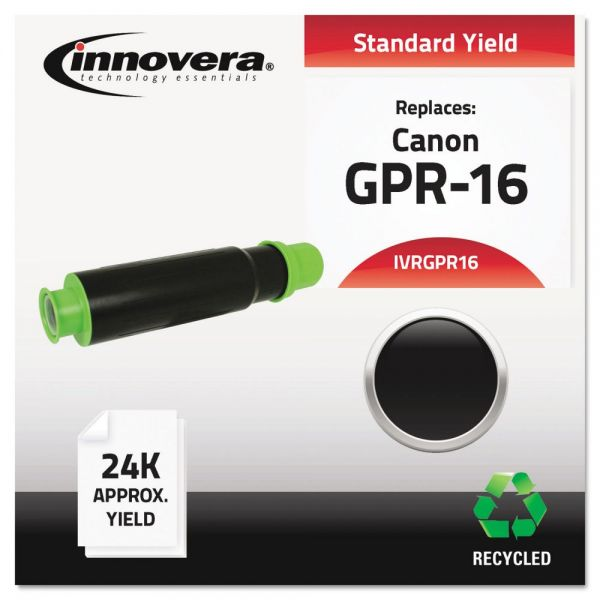 Innovera Remanufactured Canon GPR-16 Toner Cartridge