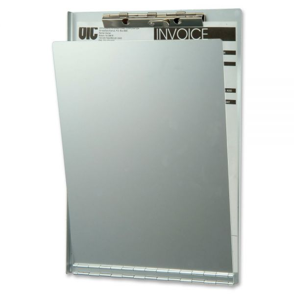 OIC Privacy Cover Aluminum Clipboard