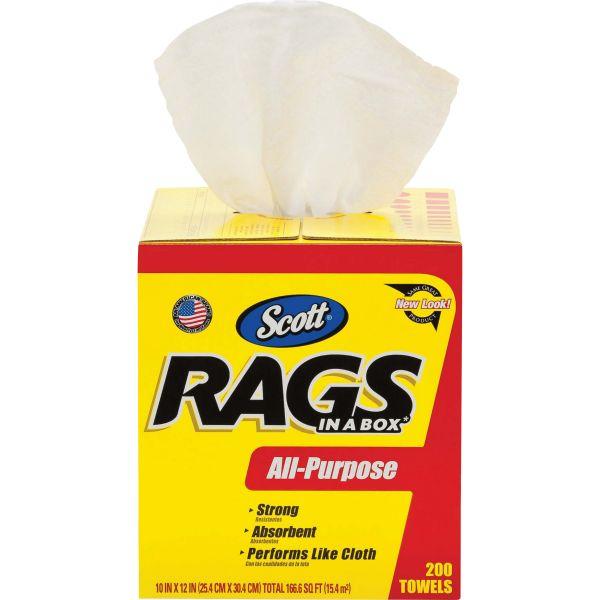 Scott Rags in a Box All Purpose Towels