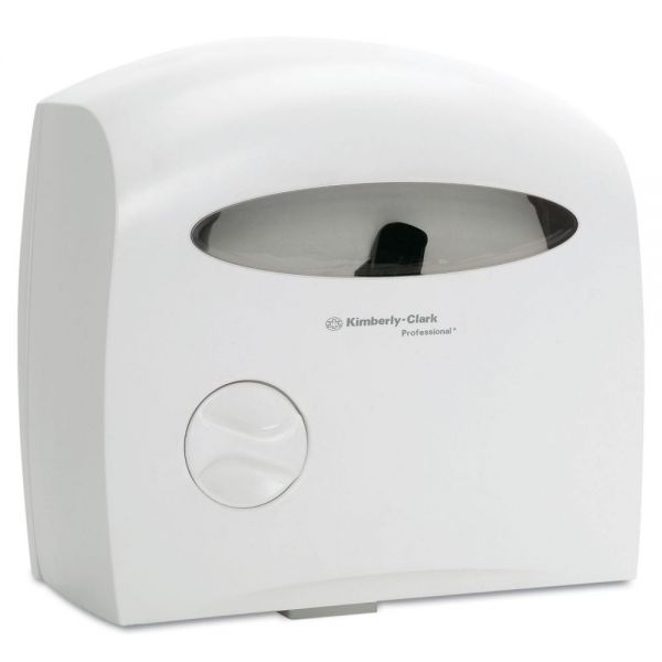 Kimberly-Clark Professional Electronic Touchless JRT Toilet Paper Dispenser