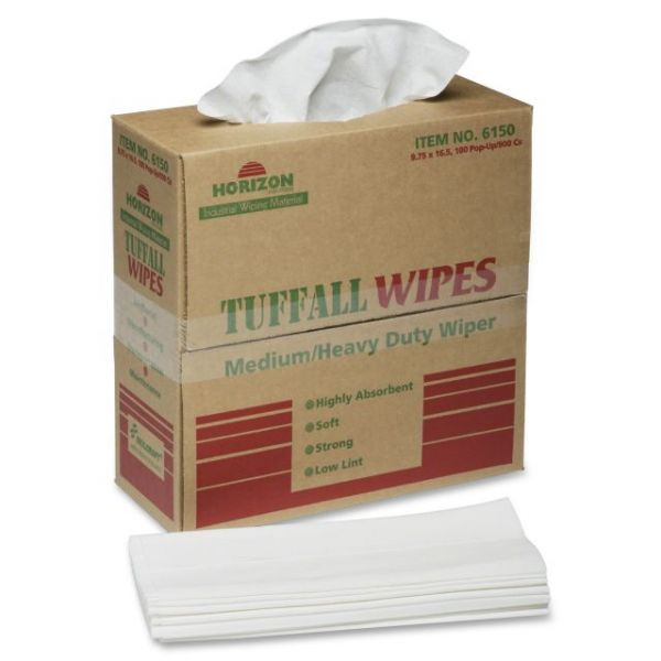 SKILCRAFT Tuffall Wipes Medium/Heavy Duty Wiper