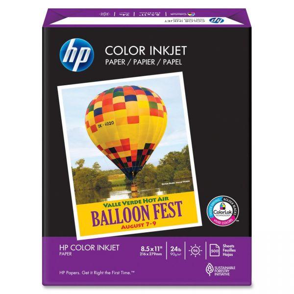 HP Color Inkjet Printer Paper