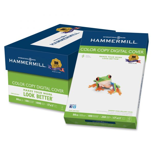 Hammermill Color Copy Digital Cover Stock