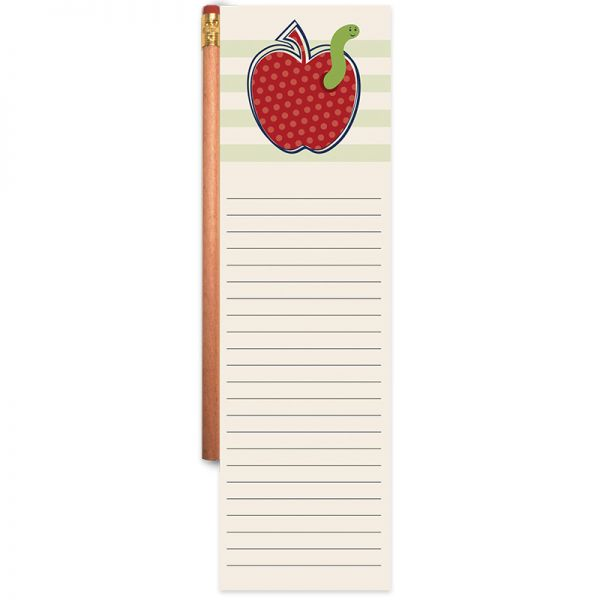 Magnetic List Pad With Pencil
