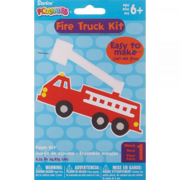 Foamies Foam Activity Kit