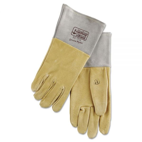 Anchor Brand 50TIG Tig Welding Gloves, Large