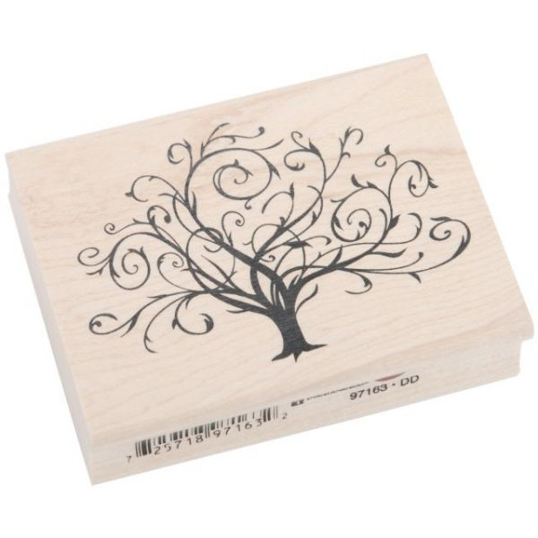 "Inkadinkado Mounted Rubber Stamp 2.25""X3"""