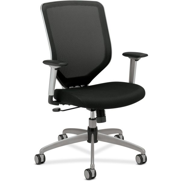 HON BODA Series Mesh Back Chair with Padded Mesh Seat