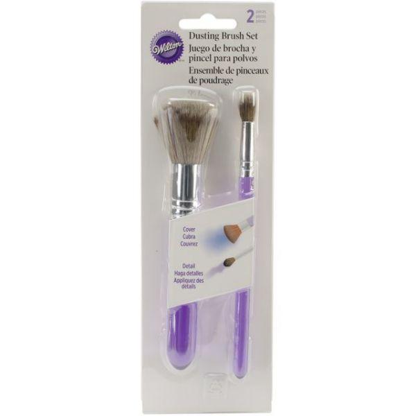 Dusting Brush 2pc Set