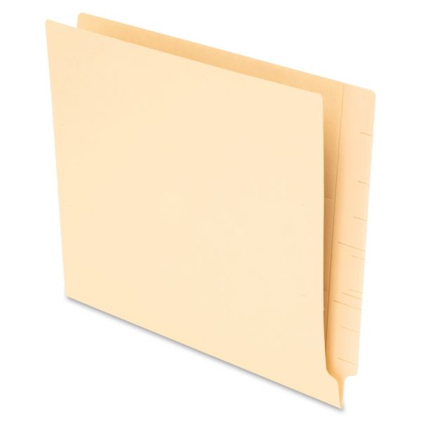 Pendaflex Anti Mold & Mildew Letter Size End Tab File Folders