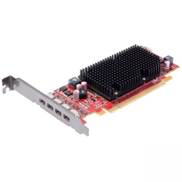 AMD FirePro 2460 Graphic Card - 512 MB GDDR5 - PCI Express 2.0 x16 - Full-length/Full-height - Single Slot Space Required