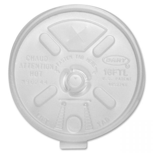 Dart Lift-N-Lock Coffee Cup Lids