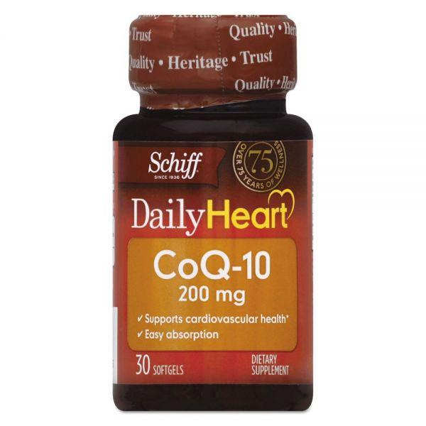 Schiff CoQ-10 Enzyme Softgels