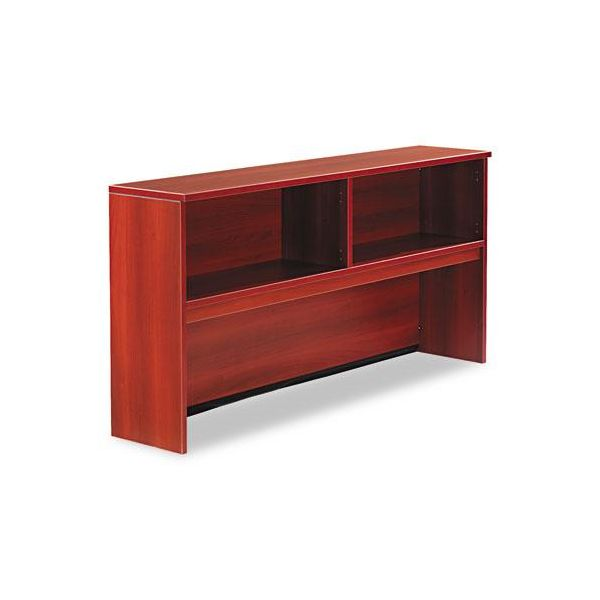 "Adaptabilities Hutch for 72"" Wide Worksurface, Avant Cherry, 72 x 15 x 36"