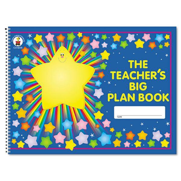 Carson-Dellosa 42-Week Lesson Plan Book
