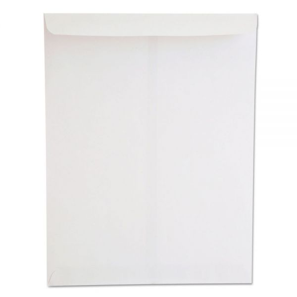 Universal Catalog Envelope, Center Seam, 10 x 13, White, 250/Box