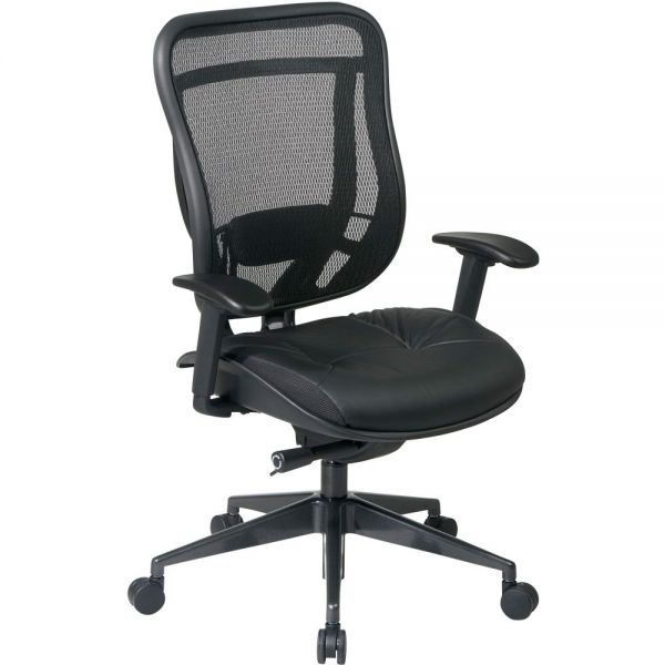 Office Star Mesh Back Executive Office Chair