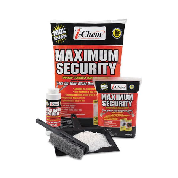 i-Chem Maximum Security Sorbent