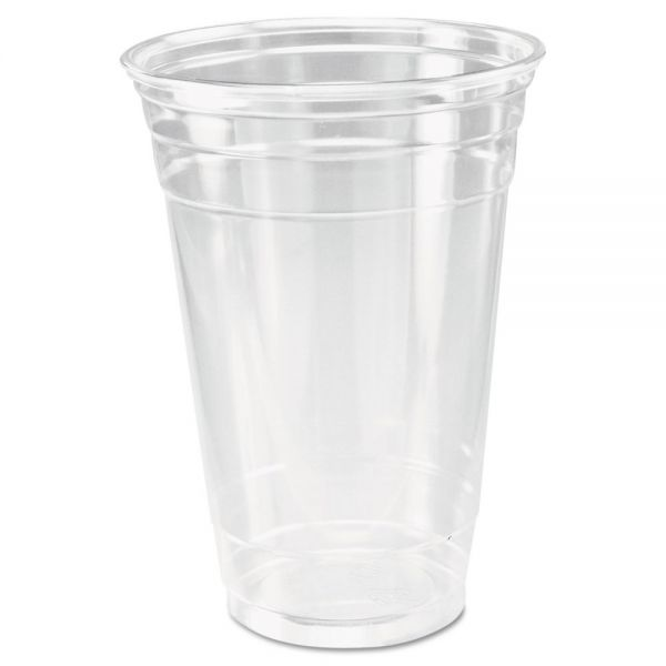 SOLO Cup Company Ultra Clear 20 oz Cold Cups
