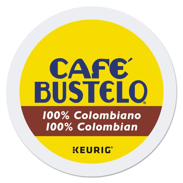 Café Bustelo 100% Colombian Coffee K-Cups