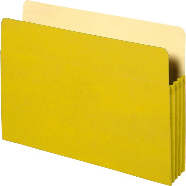 Sparco Colored Expanding File Pockets