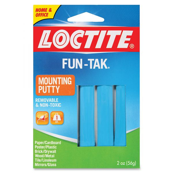 Loctite Fun-Tak Removable Adhesive Putty